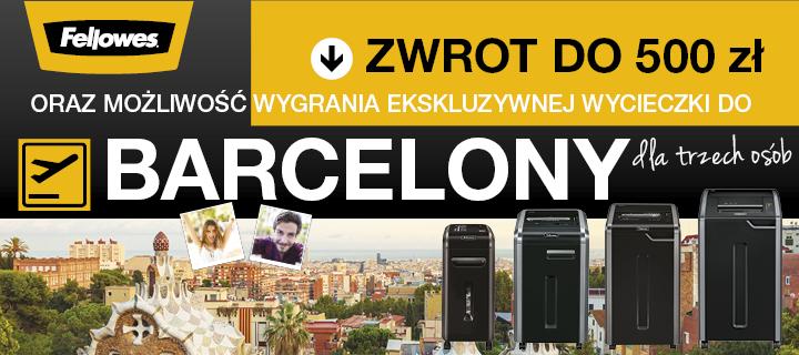 Fellowes CashBack Barcelona