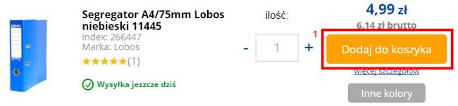 Dodaj do koszyka - Lobos
