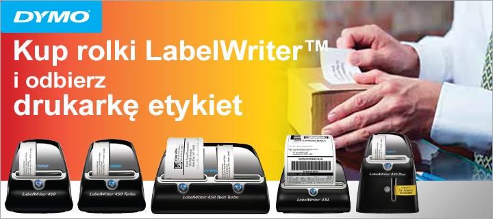 Odbierz drukarkę DYMO Label Writer