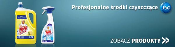 Procter&Gamble - profesjonalne środki czyszczące
