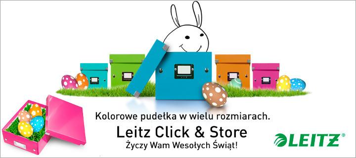 Leitz Click&Store na Wielkanoc - Lobos