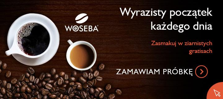 Kawa Woseba - aromatyczna kawa z Polski