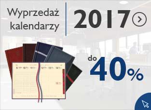 Kalendarze 2017 - wyprzedaż w Lobos